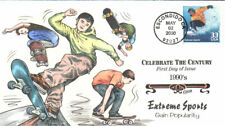 #3191d Extreme Sports Collins FDC (00520003191d001)