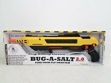 Bug-A-Salt 2.0 Pest Control Fly Salt Gun IOB