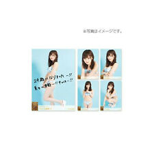 AKB48 NMB48 Sayaka Yamamoto Photo Set of 5 2017 July Swimsuit Brand New