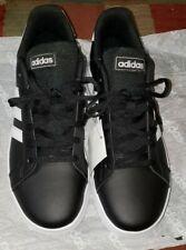 New listing ADIDAS New Grand Court Tennis shoes Black originals size 6