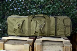Airsoft Weapon Case Rucksackgurte 33 85cm Tan AS-BS0001T Tactical Military Neu