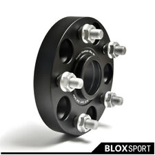 "4x 25mm Hub Wheel Spacer PCD5X4.5"" CB66.1 fit Nissan GT-R Skyline R32 33 34 Fuga"