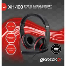 Gioteck Gaming Headset XH-100 [PlayStation 4, Xbox One, PC, Mobile]