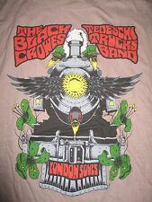 2013 BLACK CROWES & TEDESCHI TRUCKS BAND London Souls Concert Tour (MED) T-Shirt
