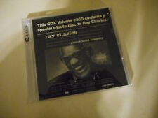 Ray Charles Toby Keith Christy Sutherland Sugarland Van Morrison 2004 DJ 2 CD