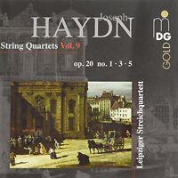 Leipzig String Quartet - Haydn String Quartets Op 20 No 1 3 and 5 [CD]