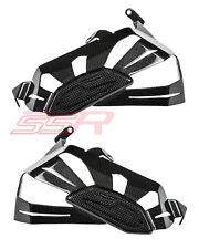 BMW R1200GS / RT Engine Valve/Cylinder Head Guard Cover Protectors Carbon Fiber