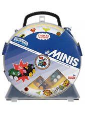 Thomas & Friends DC Super Friends Minis étui de transport avec 2 mini moteurs