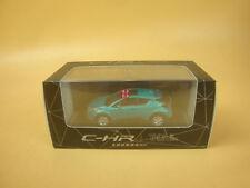 1:43 TOYOTA C-HR CHR model