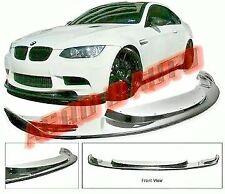 BMW M3 E90 E92 E93 08-13 Hamann Type Front Splitter Lip | Coupe | Saloon | NEW