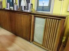 McIntosh MX110 MC240 with Barzilay Stereo Console  1967