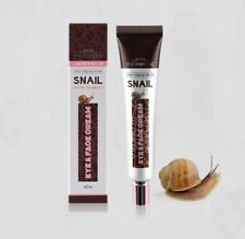 Foodaholic Snail Eye and Face Cream 40 ml Whitening and Wrinkle care