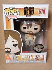 Funko Pop Television The Walking Dead #578 - Daryl Dixon Prison - New Exclusive