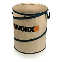 Worx WA0030 Collapsible Leaf Bin with Wide Opening, 26 Gallon Capacity