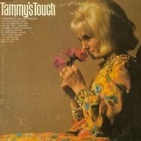 Tammy Wynette – Tammy's Touch: Epic 1970 Vinyl LP Album Stereo (Country)