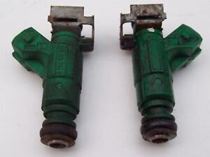 Citroen C3 Fuel Injector Petrol x2 Green 0280156025