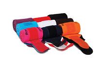 BEST PRICE Rhinegold Wave Set 4 Elasticated Horse Pony Training Bandages All col