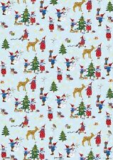 *DANIELA DRESCHER*Weihnachten*Geschenkpapier 50 x 70cm*Pippa&Pelle*Wichtelkinder