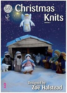 King Cole Pattern Book - Christmas Knits Book 3