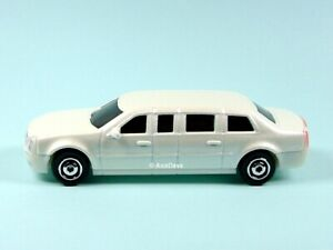 MATCHBOX / Cadillac One (White) / No packaging.