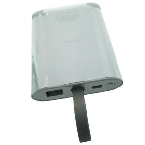 Samsung Fast Charge Portable 5100mAh Battery Pack EB-PG950 Silver