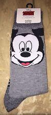 Mickey Mouse Disney Striped Stripe Funky Socks