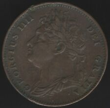 More details for 1822 george iiii farthing coin | british coins | pennies2pounds