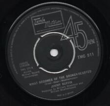 JIMMY RUFFIN what becomes of the brokenhearted*don't you miss me UK MOTOWN 45