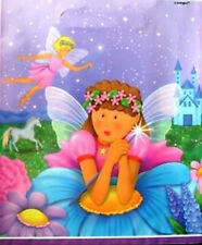 Pack of 8 Fairy Princess Party Loot Bags - Great for Favours - New & Sealed
