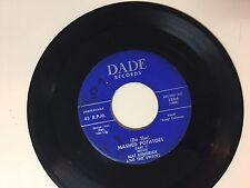 R&B 45 RPM RECORD- NAT KENDRICK - DADE 1804