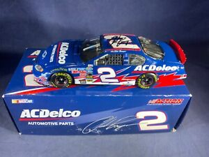 B7-88 CLINT BOWYER #2 AC DELCO AUTOGRAPHED 2005 MMONTE CARLO - REAR WINDOW LOOSE
