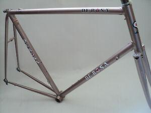 Vintage 90s DE ROSA PROFESSIONAL SLX frame set rahmen AMAZING !