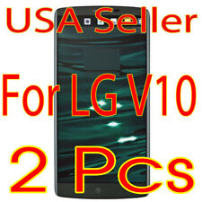 2x Screen Protector Lcd Guard Saver Film for Lg V10