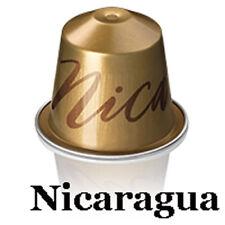 100 NESPRESSO Kapseln NICARAGUA  NEU !!!!