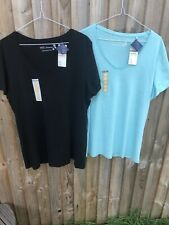 Ladies Bundle Of Tops By Marks And Spencer Size 24 RRP £29.99 (D579)