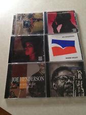Joe Henderson 6 Cd lot Herbie Hancock Chick Corea Dave Holland Christian McBride