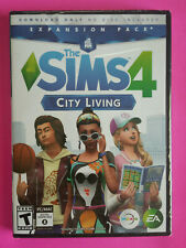 NEW - The Sims 4: City Living Expansion Pack Windows /  MAC PC Game