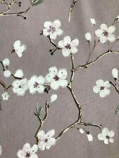 prestigious textiles curtain blind upholstery fabric HEATHER EMI spring blossom