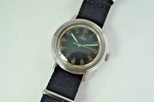OMEGA CK2254 RCAF WORLD WAR II CAL. 30 SCT2.PC STEEL STEPPED CASE DATES 1939