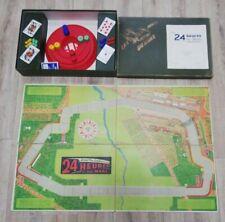 Rare Jeux De Société LES 24 HEURES DU MANS 1950s EUMAIL France Course Mondiale