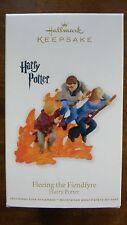 HALLMARK 2011 HARRY POTTER FLEEING THE FIENDFYRE
