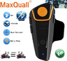 BT-S2 1000m Bluetooth Motorcycle Motorbike Helmet Intercom Headset Cellphones FM