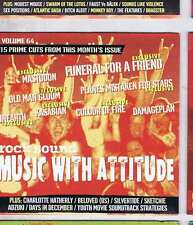 FUNERAL FOR A FRIEND / MASTODON / OLD MAN GLOOM +  ROCK SOUND CD Vol. 64
