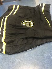 Boston Bruins Twin Hockey Comforter~No Sham~