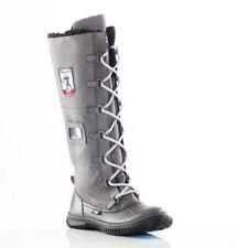 Pajar Women's Grip Zip Waterproof Boots Charcoal Size 7-7.5, Euro 38 #NFSAA-90