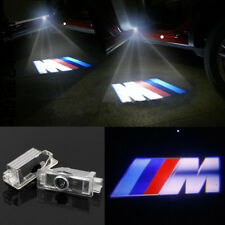 For BMW M Logo 6000K Door Ghost Shadow Projector LED Light X3 X6 Z4 2006-2014