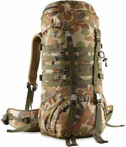 Caribee Cadet 65L Auscam Rucksack