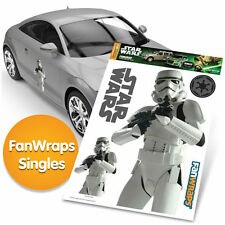 STAR WARS STORMTROOPER Automotive Graphics Decal Kit