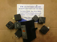 AUDI VW SEAT SKODA RELAY NUMBER 341 8A0907525 8A0 907 525