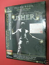 USHER Truth Tour Live From Atlanta JAPAN 3 DVD Sealed